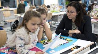 Education numérique: une classe d'Yverdon s'initie aux rudiments