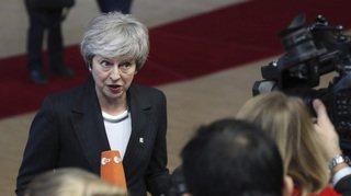 Brexit: à Bruxelles, Theresa May n'a pas rassuré les membres de l'Union européenne