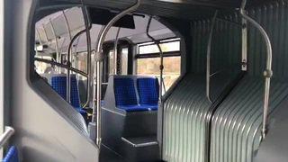 Deux bus articulés pour les TPN