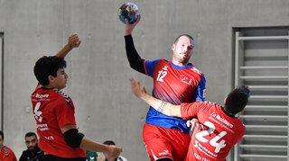 Le HBC Nyon s'offre le scalp du leader et arrache les play-off