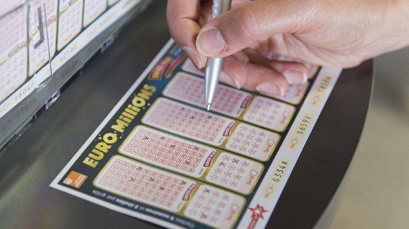Euro Millions: un joueur gagne 146 millions de francs à Nouvel An