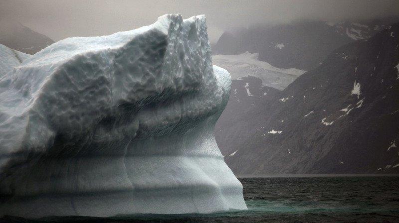 Réchauffement climatique: la fonte du Groenland a été multipliée par quatre entre 2003 et 2013