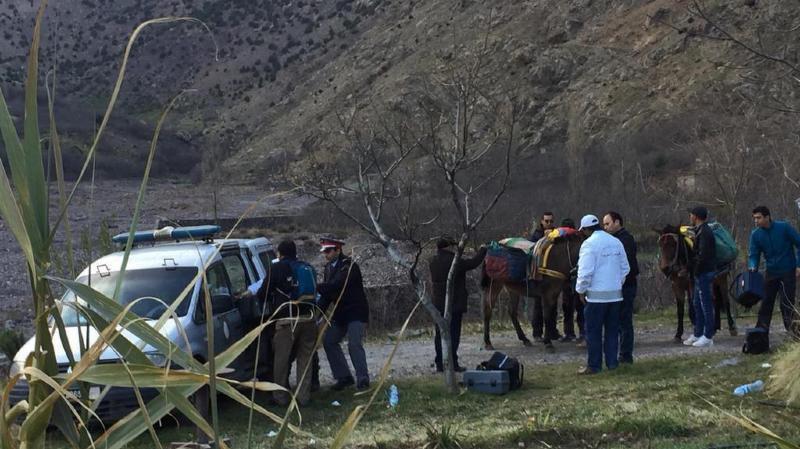 Maroc: un Suisse arrêté dans l'affaire du meurtre de deux femmes scandinaves