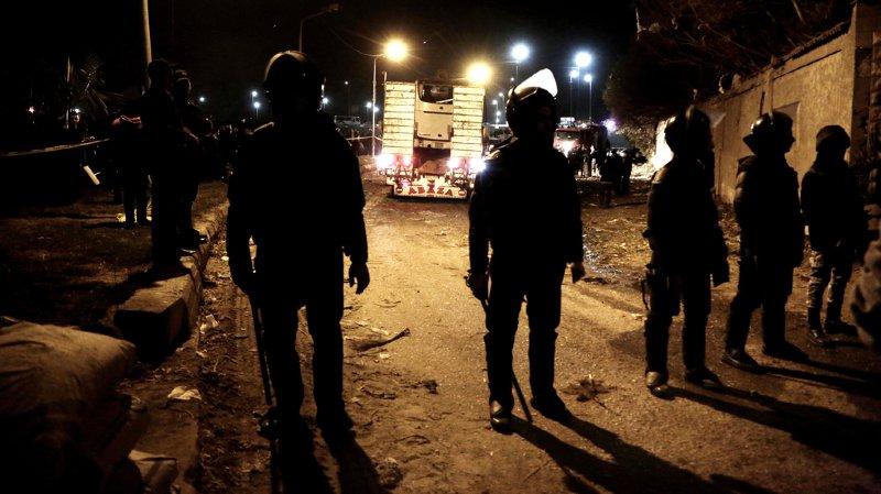 Egypte: 40 terroristes présumés tués par la police après une attaque contre des touristes
