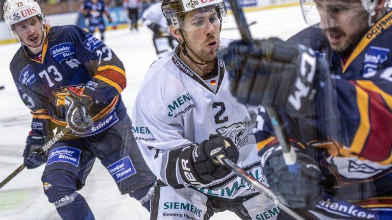 Hockey- Coupe Spengler: les Allemands de Nuremberg éliminent les Russes et se qualifient pour les demi-finales