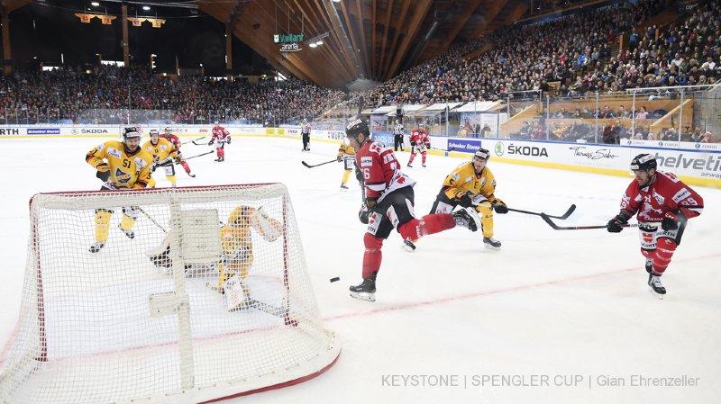 La fougue des jeunes Finlandais a fini par l'emporter sur l'expérience des Canadiens.