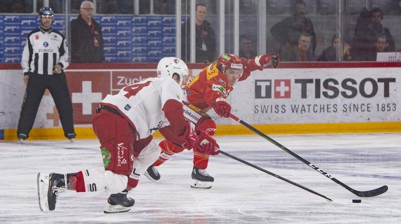 Hockey – National League: Lausanne perd à Bienne, Berne s'impose face aux Langnau Tigers