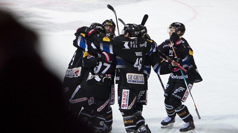 Hockey - National League: Fribourg-Gottéron gagne en prolongations contre Lausanne