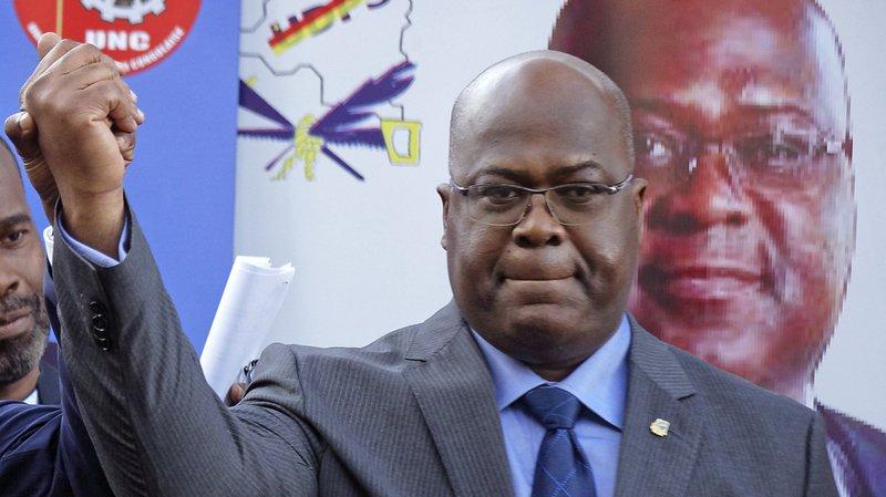 Félix Tshisekedi est le fils d'une figure majeure de l'histoire politique congolaise, Etienne Tshisekedi, décédé à Bruxelles le 1er février 2017.