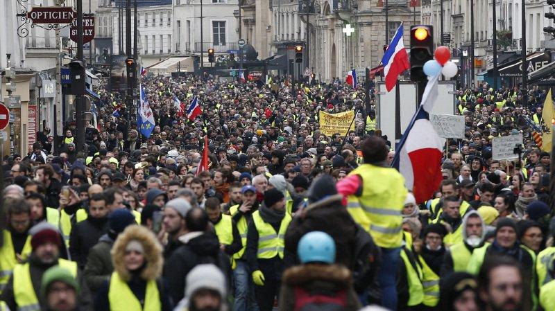 Ils étaient des milliers samedi à défiler à Paris.