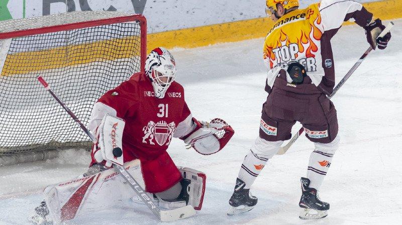 Hockey – National League: Genève prend sa revanche contre Lausanne avec une victoire 4-3