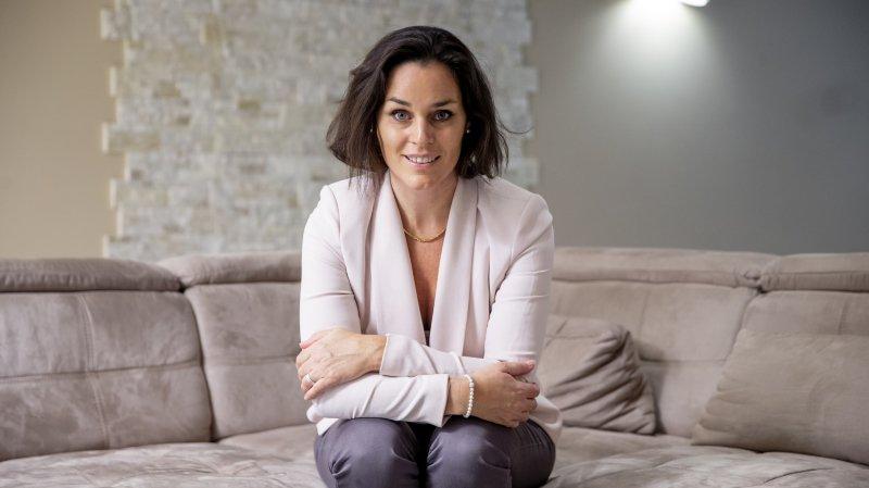 Sonia Grimm, le courage de parler