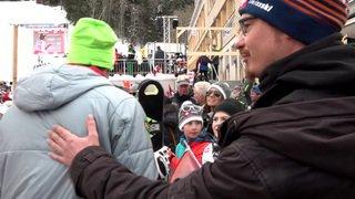 Wengen: Daniel Yule seul Suisse dans les dix premiers au slalom