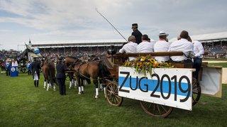 Lutte suisse: l'empreinte écologique sera calculée lors de la fête fédérale 2019