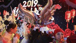 Du Pacifique aux Amériques, le monde passe à 2019