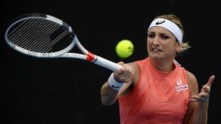 Tennis – Open d'Australie: Timea Bacsinszky fait tomber la tête de série n°10 au premier tour