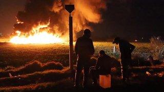 Mexique: le bilan de l'explosion de l'oléoduc grimpe à 89 morts et 55 blessés