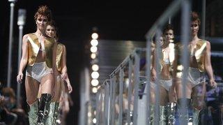France: la lingerie se porte façon rock'n'roll à Paris