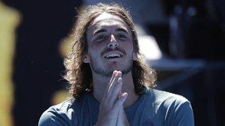 Tennis – Open d'Australie: Tsitsipas, le bourreau de Federer, en demi-finale