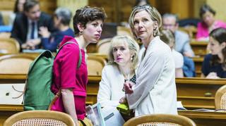 Femmes à l'assaut des Etats