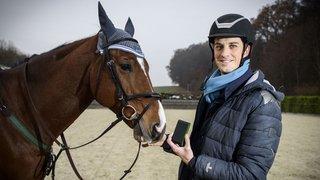 Alogo Analysis, un capteur pour donner la parole aux chevaux