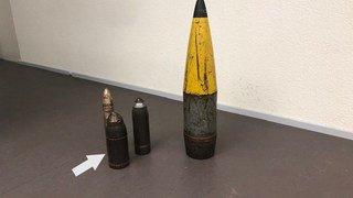 Argovie: le centre de police de Rheinfelden évacué à cause d'un obus d'artillerie