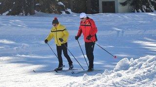 Depuis 50 ans, ils font skier aveugles et malvoyants