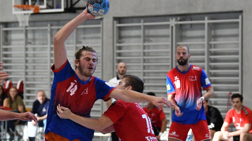 Pas de victoire mais une prestation des plus encourageantes pour Léo Poret et les Nyonnais.
