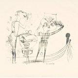 Par-delà les rires et les pleurs : Klee et Sonderegger