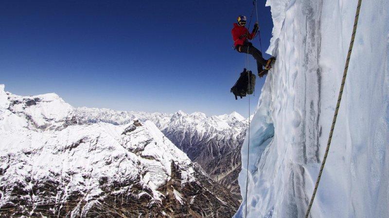 L'immense étendue glacière de l'Hindu Kush-Himalaya assure l'alimentation en eau d'1,65 milliard d'êtres humains (illustration).