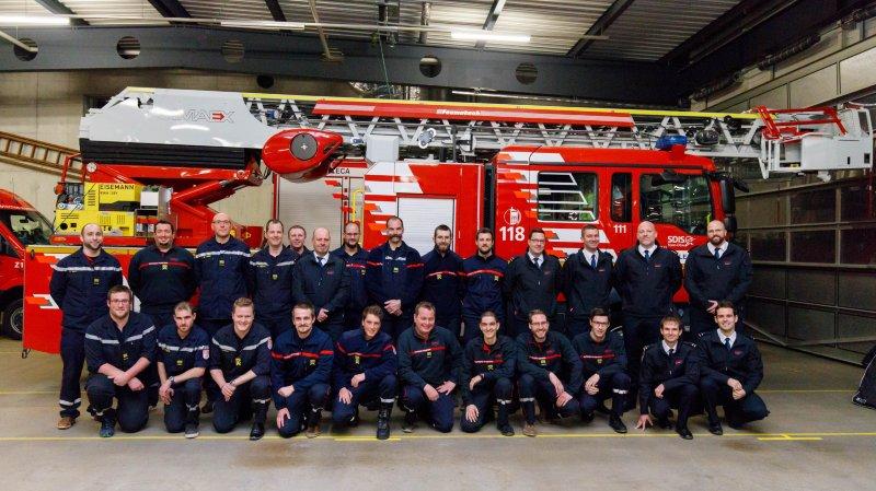 Les pompiers du SDIS Nyon-Dôle ne sont jamais autant sortis que l'an dernier