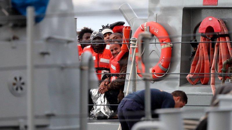 Immigration: le ministre italien Matteo Salvini menace les sauveteurs de migrants de poursuites