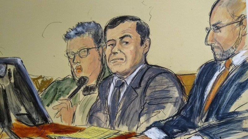 Procès: El Chapo droguait et violait des adolescentes, selon un témoin