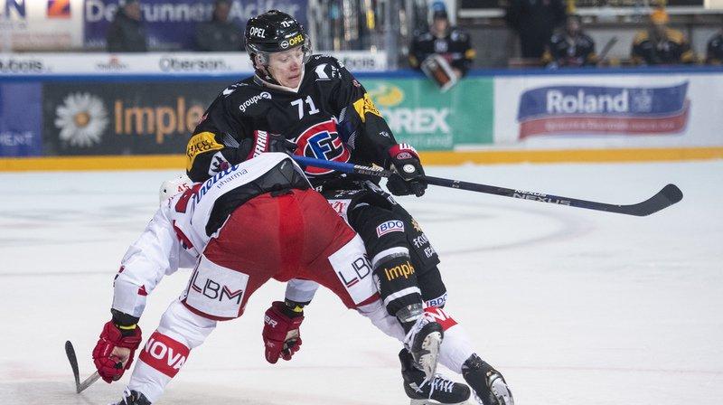 Hockey: Fribourg-Gottéron a encore subi la loi de Rapperswil