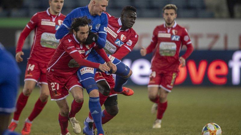 Football - Super League: le FC Sion s'impose 3-1 face au FC Lucerne