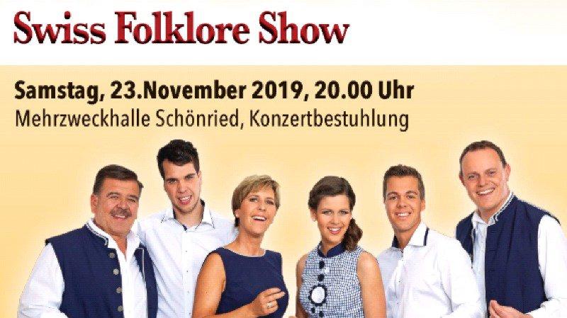 Swiss Folklore Show
