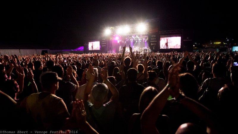 Le Venoge Festival dévoile la suite de sa programmation