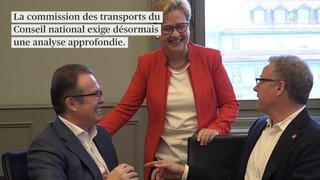 Une commission veut une analyse des pannes des trains duplex