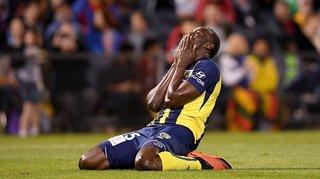 Retraite sportive: l'ancien sprinteur Usain Bolt renonce à sa carrière dans le football professionnel