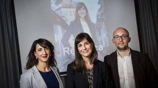 Vaud: Rebecca Ruiz, le terrain avant tout
