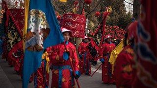 Le Nouvel An chinois en images