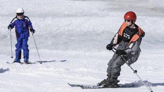 Camps: les écoliers skient en attendant une réponse du canton