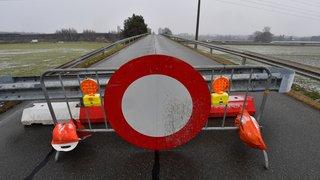 Bursins: pont sur l'A1 fermé en urgence