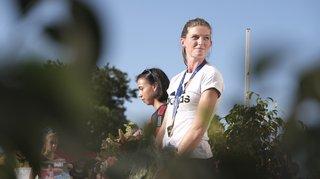 Lea Sprunger: «Mon objectif désormais, c'est la médaille mondiale»