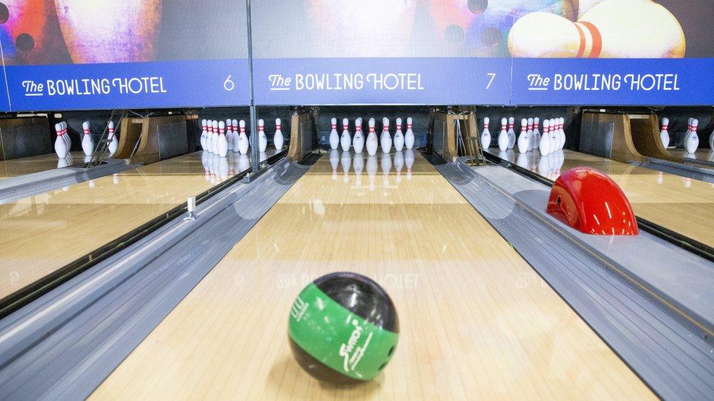 Les quilles sont prêtes à valser dès ce vendredi soir sur les 18 pistes de The Bowling Hotel, à Signy.