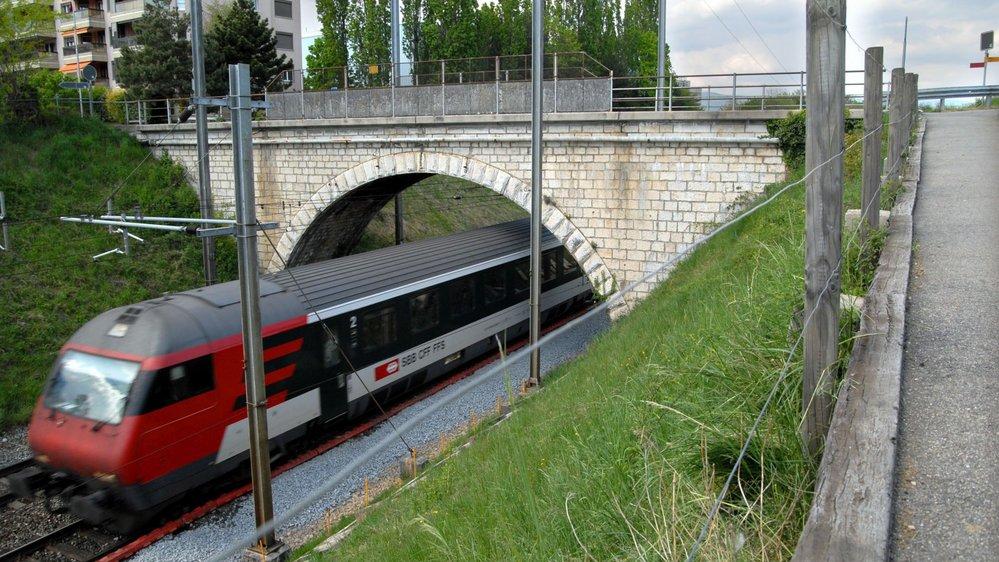 En 2014, l'agrandissement du pont avait été refusée par le Conseil communal.