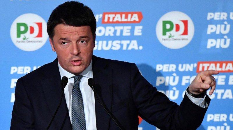Italie: les parents de l'ex-premier ministre Matteo Renzi arrêtés