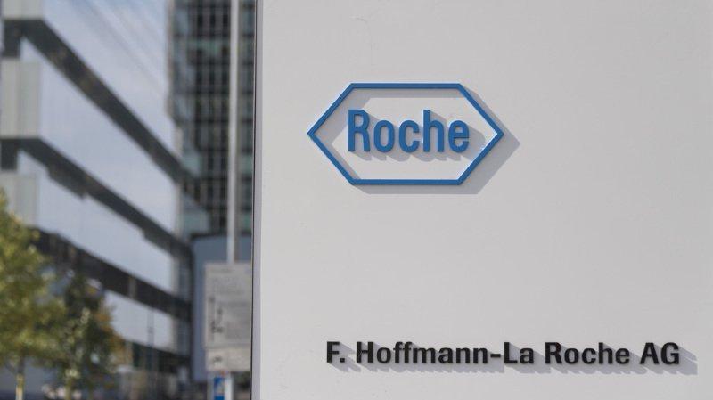 Pharma: Roche met 4,3 milliards de dollars sur la table pour une start-up américaine