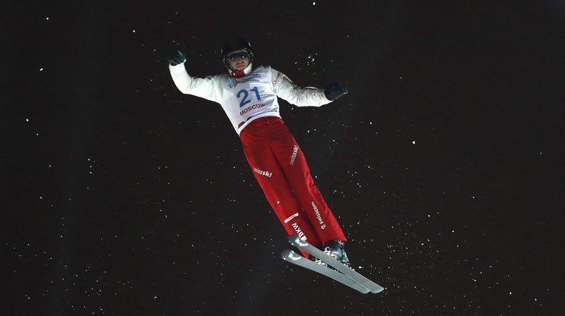 Ski freestyle: le Suisse Noé Roth décroche la 2e place à l'épreuve de saut de la Coupe du monde en Chine