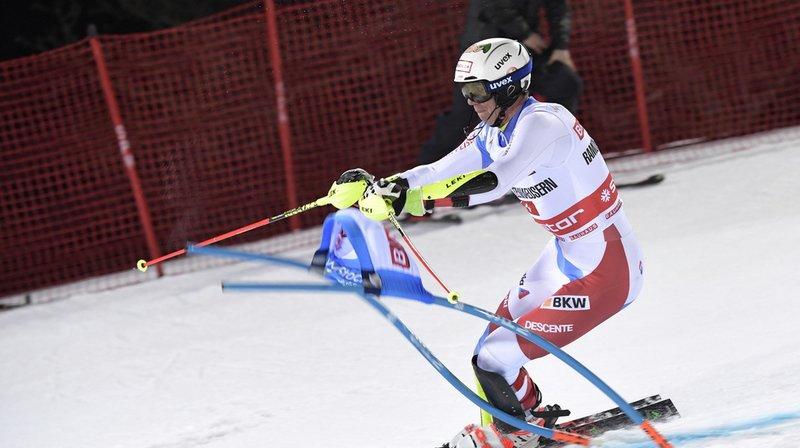 """Ski alpin: Ramon Zenhäusern remporte le """"City Event"""" de Stockholm, Yule 4e, Holdener éliminée en quarts, Shiffrin gagne encore"""